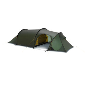 Nordisk Oppland 3 Light Weight Tiendas de campaña, forest green